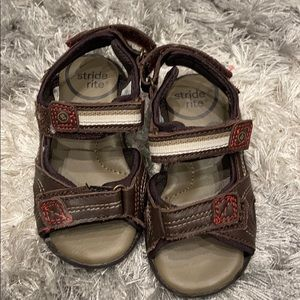 Stride Rite memory foam toddler sandals